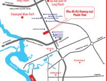 Kim Oanh mở bán Khu đô thị thương mại Phước Thái, Long Thành, Đồng Nai