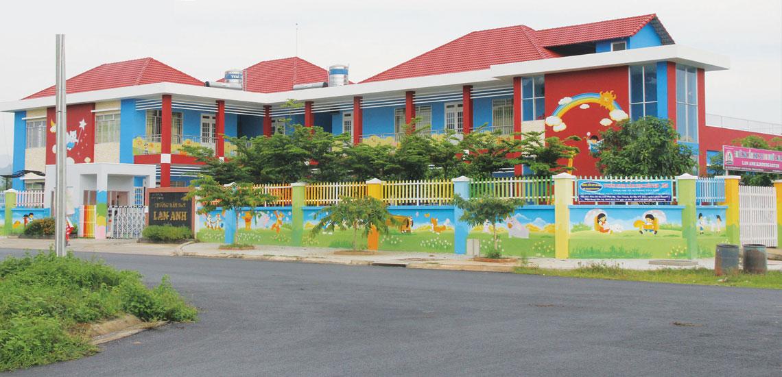Trường mầm non Lan Anh