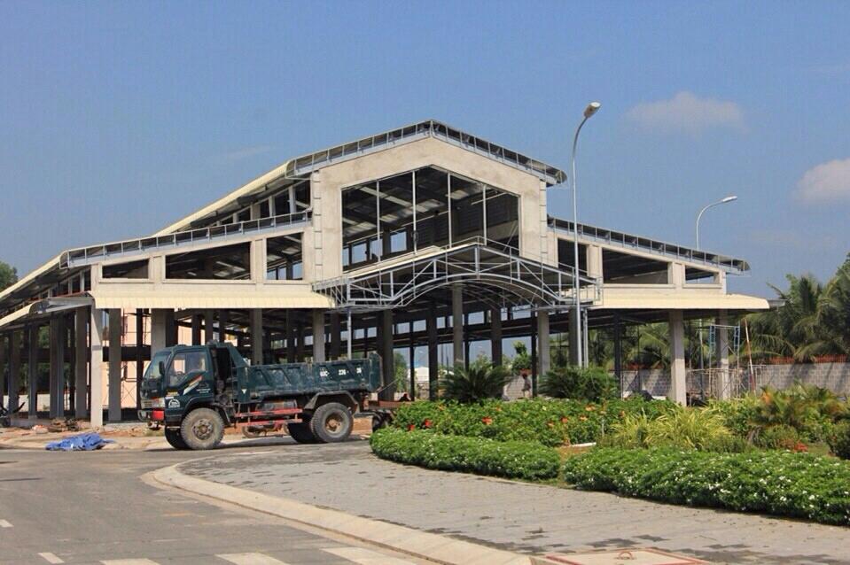 Bán 2 nền đất chợ đẹp, đối diện Chợ Long Phú, Long Thành