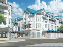 Bán dự án nhà phố, biệt thự KDC Khang An Quận 9 giá 3.5 tỷ/ 150m2