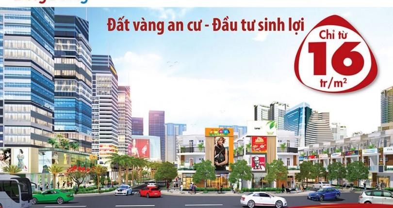 Địa Ốc Kim Oanh mở bán đất nền Singa City Quận 9 giá 16Tr/m2