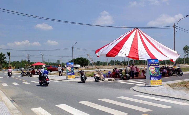 Nhiều dự án mở bán liên tục Quận 9 và vùng ven