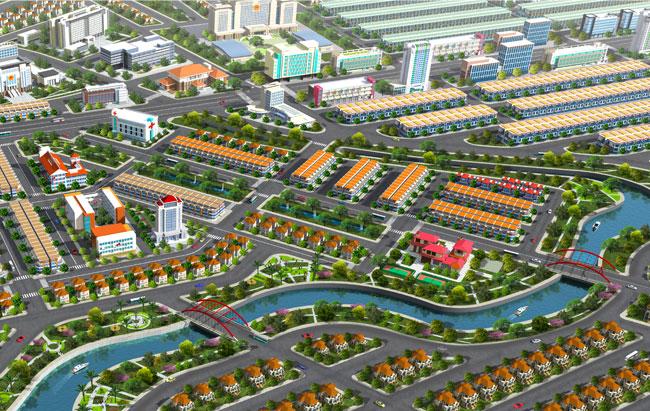 Đại Phước Center City – Cuộc sống tương lai của người Sài Gòn