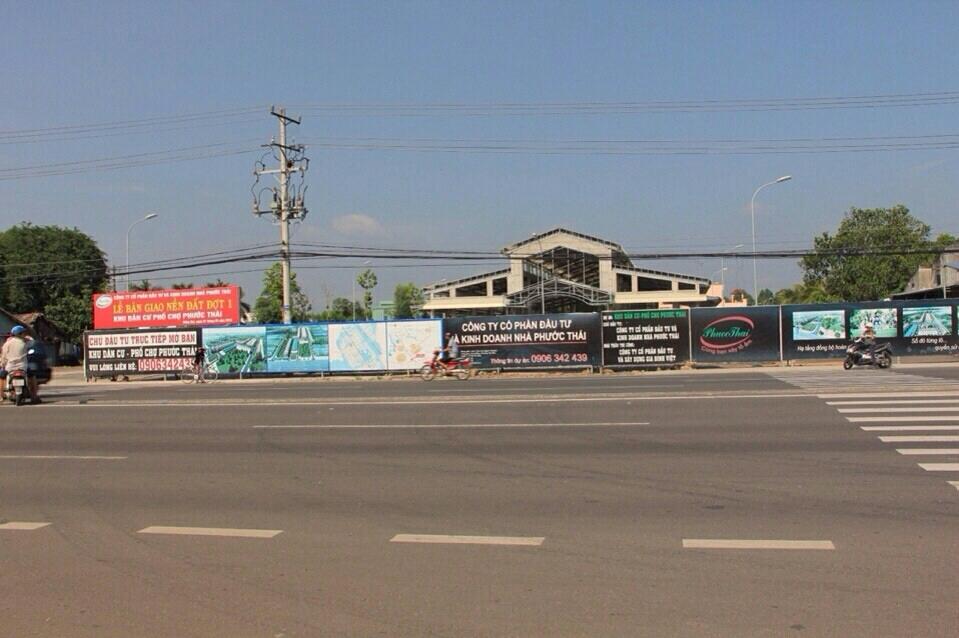 KDC phố Chợ Long Phú