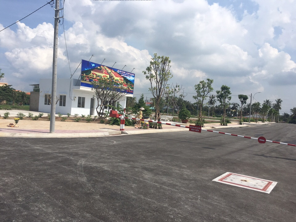 Hạ tầng dự án An Phú Đông Riverside