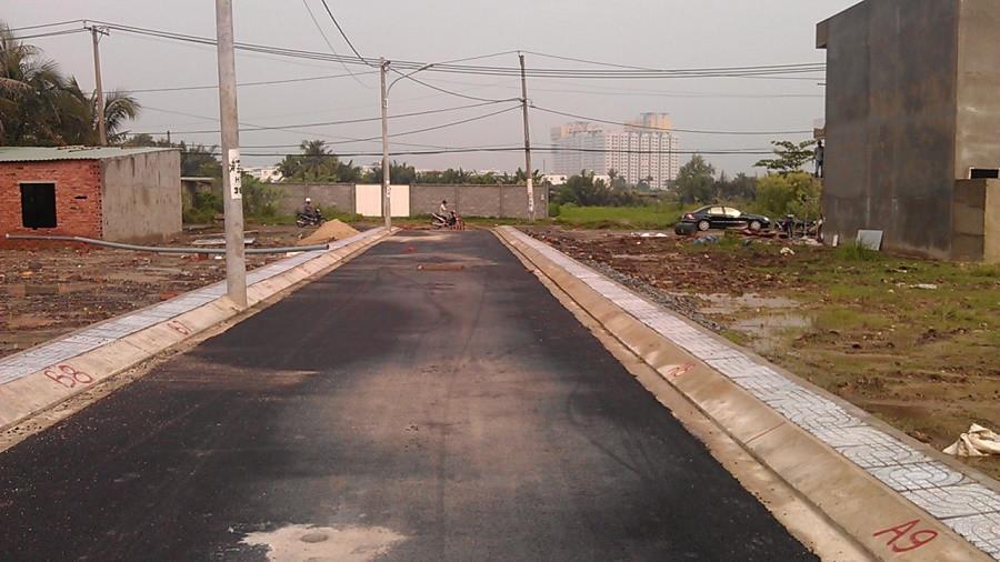 dự án KDC Trường Lưu Quận 9