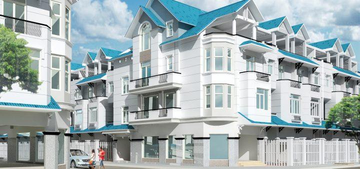 Dự án KDC Khang An Quận 9