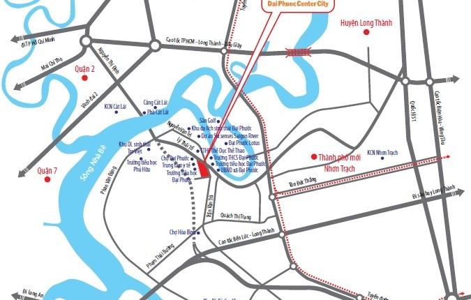 Vì sao dự án Đại Phước Center City hút khách mua đến vậy?