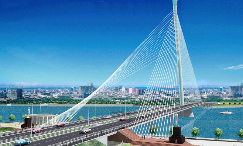 Cầu Cát Lái sắp khởi công