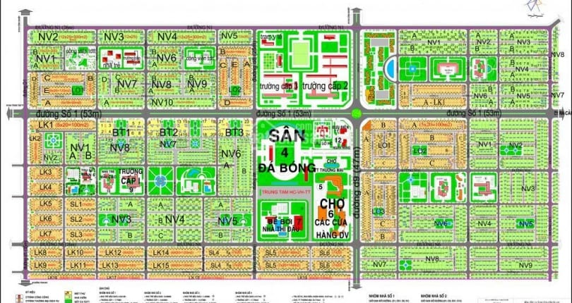 Ký gửi đất nền dự án HUD Long Thọ và Xây dựng Hà Nội tại Nhơn Trạch