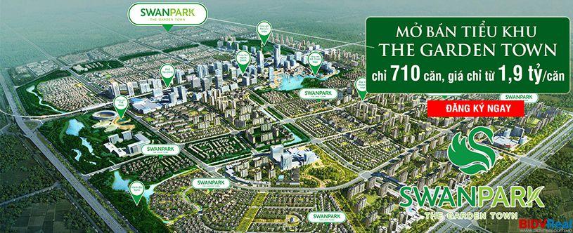 Dự án là khu phức hợp đầy đủ các tiện ích nội khu