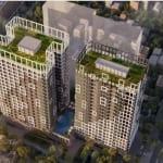 Phối cảnh dự án căn hộ The East Gate của Kim Oanh Group