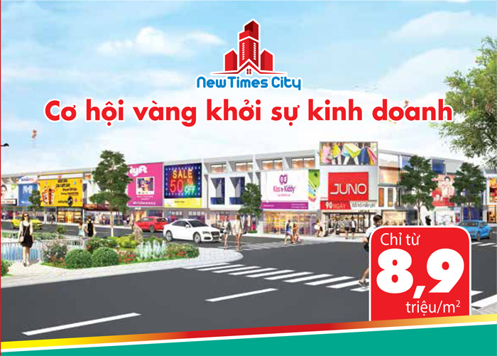 Khu đô thị New Times City