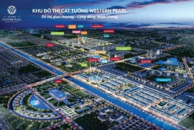 Phối cảnh dự án Cát Tường Western Pearl