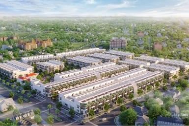 Phối cảnh dự án Cát Tường Phú Hòa