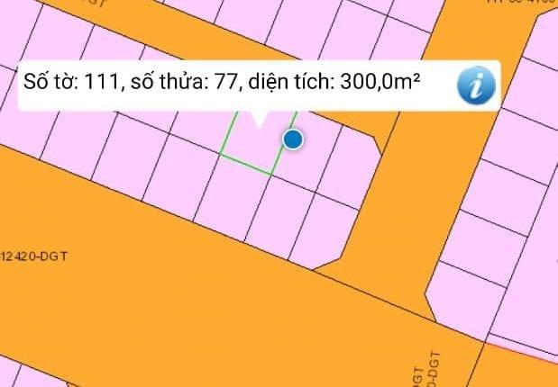 Bán đất HUD Long Thọ số 111/78 và 111/77 mặt sau Lê Hồng Phong