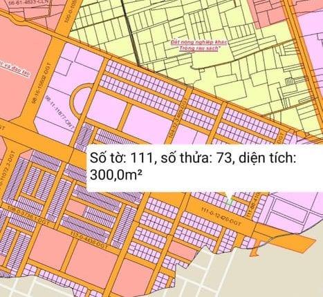 Bán đất Long Thọ số 111/73 và 75/81 giá rẻ cao ráo