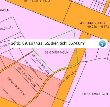 Bán đất Phước An số 22/319 và 89/55 diện tích rộng