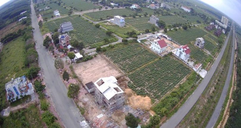 Đất nền xã Phước An số 29/79 và 36/146 diện tích vừa phải