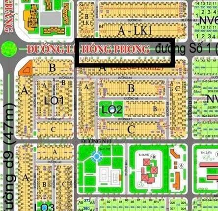 Bán nhà lô phố dự án HUD Nhơn Trạch giá hot liên hệ ngay